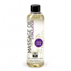 Shiatsu - Massage Oil Stimulation Ylang-Ylang - 250ml photo