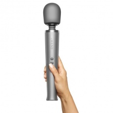 Le Wand - Rechargeable Wand - Grey photo