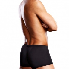 Blueline - Performance Microfiber Boyshort - Black - S/M photo