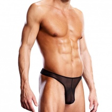 Blueline - Pro-Mesh Thong - Black - L/XL photo