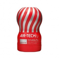 Tenga - Air-Tech Fit Reusable Vacuum Cup Regular - Red photo